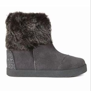 TOMS toddler girl boots